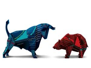 Sensex Falls 587 Pts Yes Bank Dlf Plunge