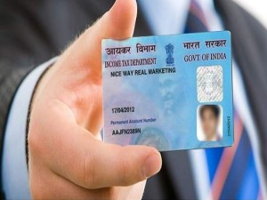 I T Dept To Issue Pan If Taxpayers Use Aadhaar For Filing Re