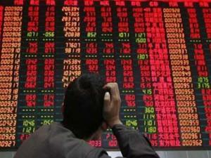 Sensex Down 470 Points
