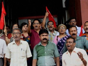 Bsnl Employess Unions Call For Hunger Strike Today
