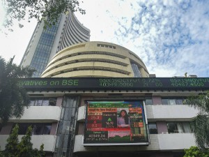 Sensex At Record High Nifty Near 12 Thousand