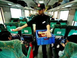 Indian Railway To Hike Food Prices Served On Trains