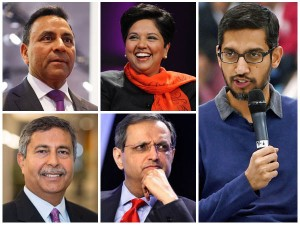 Top 10 Indian Leaders At Top Global Companies