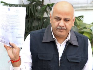 Manish Sisodia Blames Center For Onion Price Hike
