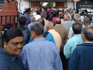Guru Raghavendra Bank President Not Attended Investors Meeting