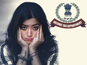 Why Actor Rashmika Mandann S Residence Raid By It