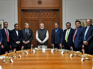Union Budget 2020 Pm Modi Discussed With Industrialists
