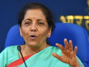 Gst Will Be Simplifield Said Fm Nirmala Sitharaman