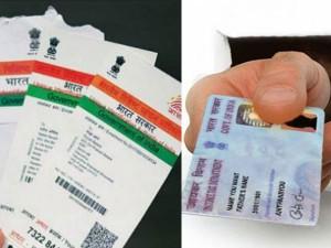 How To Get E Pan Card Using Aadhaar Number