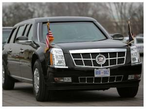 Donald Trump S Bomb Proof Car Beast