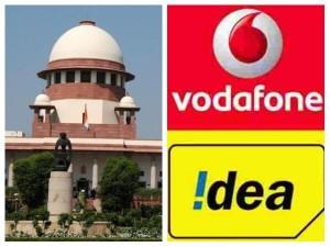 Supreme Court Refuses To Accept Vodafone Idea Proposal