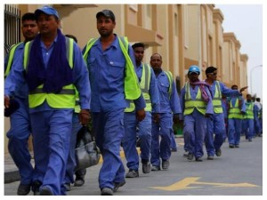 Gulf S Migrant Workforce Facing Job Uncertainty