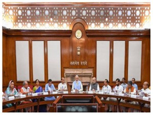 Union Cabinet Approved Yes Bank Reconstruction Plan