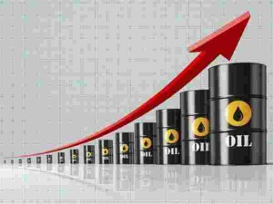 Crude Oil Price Up On Hopes Of Production Cut