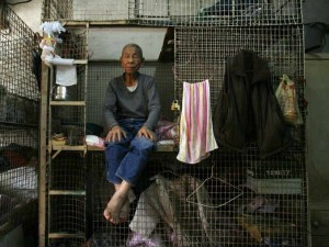People Living In Iron Cage Rent Rs 17 To 22 000 Per Month In Hong Kong