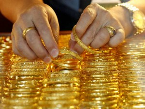 Gold Prices Up On 20 May