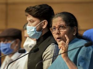 Aatma Nirbhar Package Amount Breakup Details