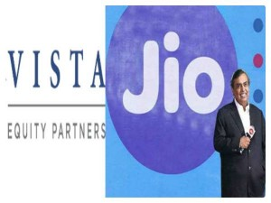 Vista Equity To Invest 11367 Crore In Jio Platforms