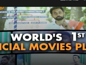 World S First Financial Movies Platform Moneyflix Launched By Sharekhan